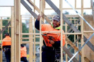 Prepare to work safely in the construction industry