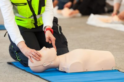 CPR / Low Voltage Rescue