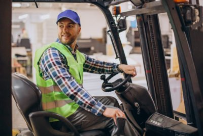 License to Operate a Forklift Truck